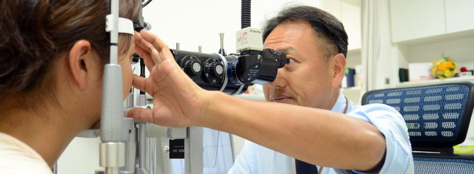 あまの眼科クリニック 白内障治療